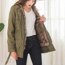 Maternity Winter Coat Keep Warm Long Loose Hooded Plush for Pregnant Women Pregnancy Coats Outerwear Jackets S-3XL