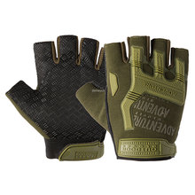 Gloves Hiking-Protection-Gloves Combat Tactical Half-Finger Airsoft Military Hunting