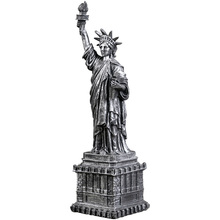 European Empire State Building Statue of Liberty Paris Tower Miniature Model Home Decoration Accessories Ornaments Resin Gifts