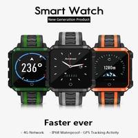 Micowear h7 relógio inteligente ip68 à prova dip68 água esportes smartwatch 4g internet chamada função de monitoramento de freqüência cardíaca adequado para homem|Relógios inteligentes| |  -