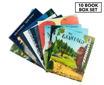 10 Books-Pack For Children Must-Read Picture Books