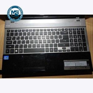 Image 1 - laptop keyboard upper Case palmrest upper cover for Acer V3 551 V3 571 551G 571G second hand