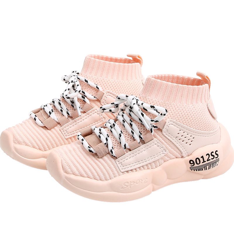 PandaQ Kids Loafers Toddler Sneakers AyakkabI Buty Sapato Infantil Casual Fashion Breathable Custiomization Childers Footwear