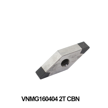 VNMG160404 2T CBN VNMG160408 CBN Insert 1pcs Boron Nitride External Turning Tool CNC Indexable Turning Tool Metalworking Cutter edgev 2 pieces boron nitride cbn insert tnga160404 tnmg160408 or tnga331 blade for cutting hardened steel or cast iron factory