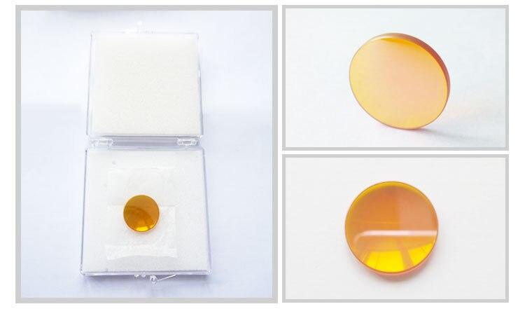 Imported ZnSe Zinc Selenide Laser Focusing Lens Diameter 20mm Laser Focusing Mirror Laser Engraving