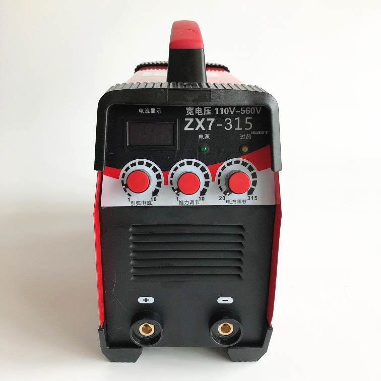 110V-560V 9 5KW 11 5KW ZX7-250 ZX7-315 Arc Force Electric Welding Machine Mini Pro LCD Digital Display MMA IGBT Inverter Welders