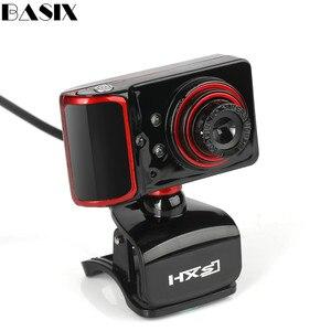 Basix Usb Webcam 16 Megapixels
