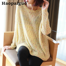 Solid High Quality Autumn Winter Women Wool Sweater Soft Jacquard Knitted Pullover Modis Casual Femme Jumper M-XXL Size