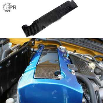 Para S2000 AP1 F-Série De Fibra De Carbono Tampa da Vela de Ignição Para Honda Brilhante Fibre Interior Do Motor