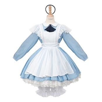 New Anime Cardcaptor Sakura Cosplay Costume Kinomoto Sakura Cosplay Lolita Dress Carnival Halloween Costumes for Women S-L 2