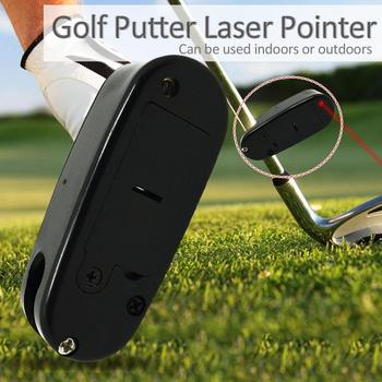 Sports Outdoor Smart Golf Putter Laser Sight Corrector Improve Aid Tool Practice High Quality Accessories