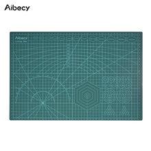 A3/A4 PVC tapis de coupe tapis de coupe Patchwork tampon de coupe Patchwork outils manuel bricolage outil planche à découper Double face auto-guérison