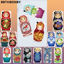 Pour iphone 11 coque Matryoshka Photo personnalisée coque de téléphone souple pour iphone 11 pro XS MAX 8 7 6 6S Plus X 5 5S SE XR couverture(China)