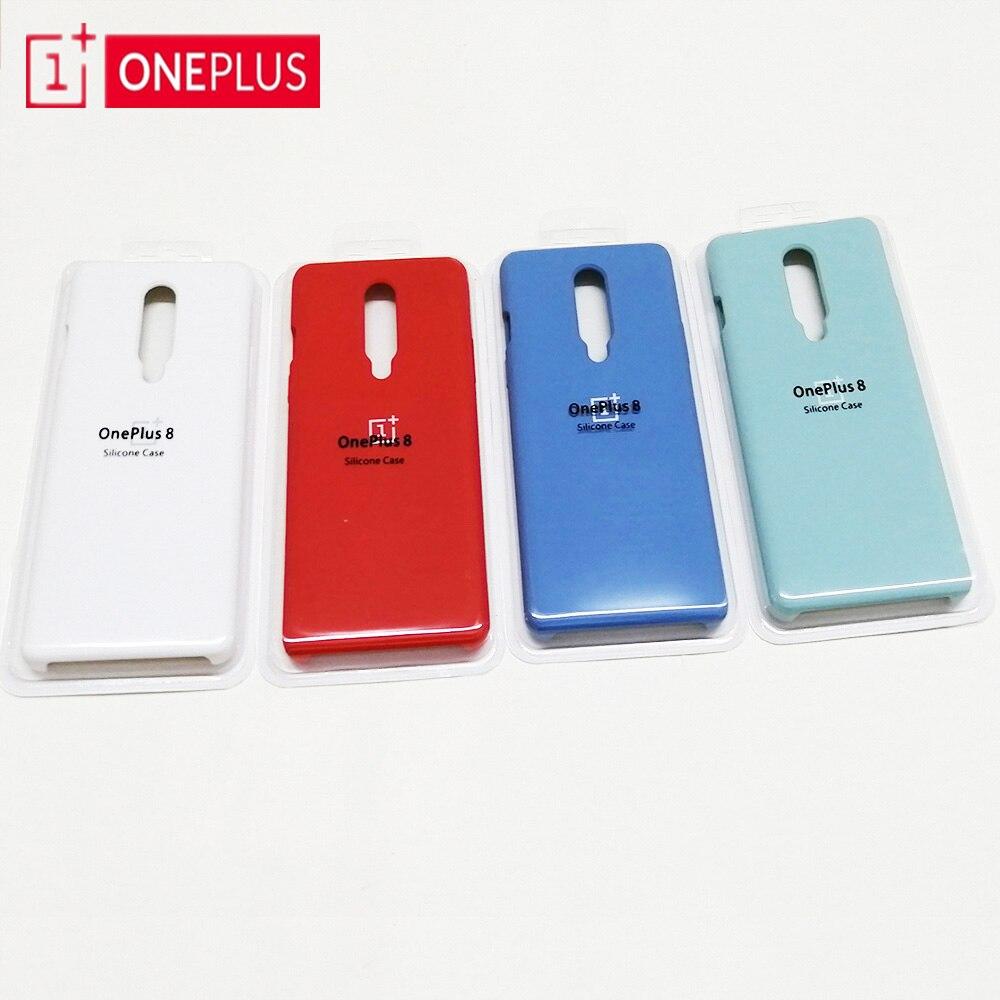 Чехол для Oneplus 8 8 Pro, жидкий силиконовый мягкий чехол для OnePlus 8 Pro, чехол с полной защитой для Oneplus 8, задняя крышка