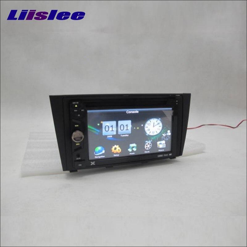 Liislee For LEXUS IS 200 XE10 1997~2005 Radio CD DVD Player GPS Nav Navi Navigation System Double Din Car Audio Installation Set