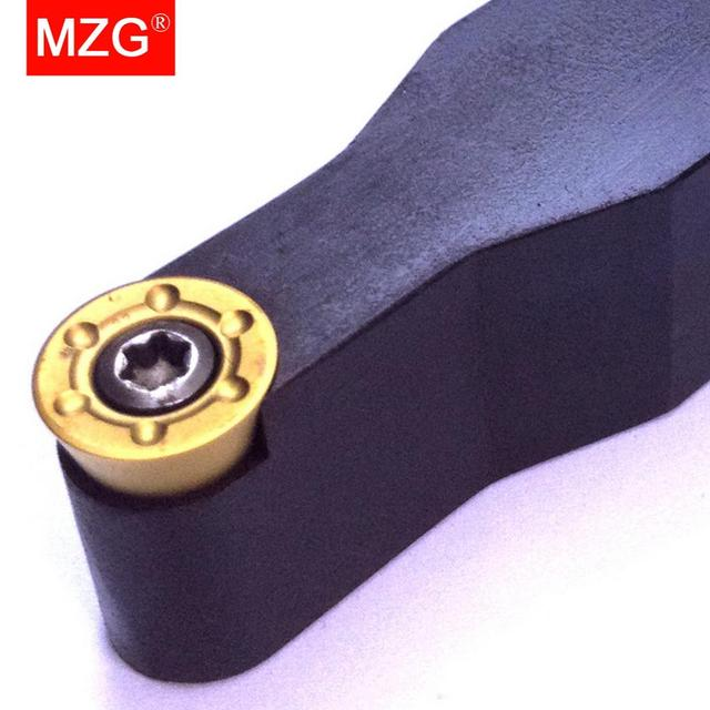 MZG SRDPN2525M08 CNC Carbide Inserts Turning Arbor 20mm 25mm Lathe Cutter Bar External Boring Tool Clamped Steel Toolholder