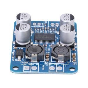 Image 2 - TPA3118 PBTL Mono DC8 24V 60W amplificateur Audio numérique carte amplificateur Module puce 1X60W 4 8 Ohms remplacer TPA3110