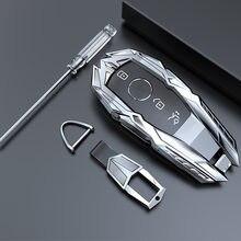 Чехол для автомобильного ключа mercedes benz w203 w210 w211