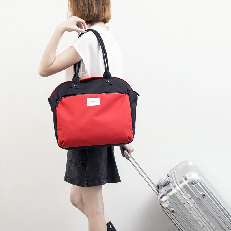 Women Sport Fitness Bag Gym Training Yoga Bag Waterproof Travel Shoulder Bags Large Sports Bag Portable Handbags New Fashion 202