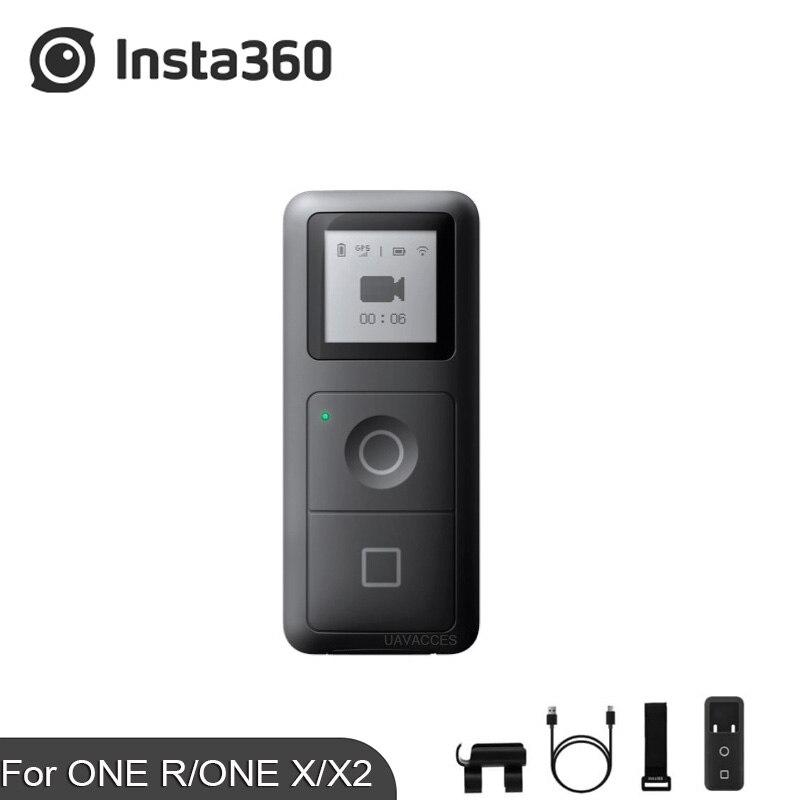 Insta360 ONE R Insta360 ONE X2 GPS умный пульт дистанционного управления для экшн-камеры VR 360 Insta 360 ONE X панорамная камера
