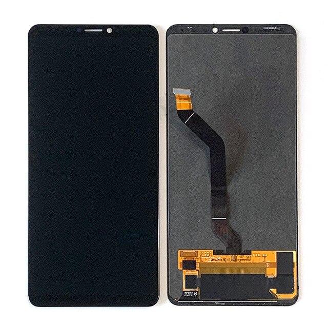 """اختبار م & سين 6.95 """"لهواوي الشرف نوت 10 شاشة عرض LCD + لوحة اللمس الرقمي لشاشة الشرف نوت 10 RVL AL09"""