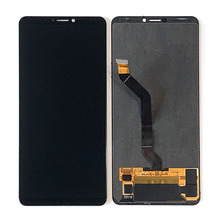 """6.95"""" Original Amoled M&Sen For Huawei Honor Note 10 LCD Screen Display+Touch Panel Digiziter For Honor Note 10 RVL AL09 Display"""