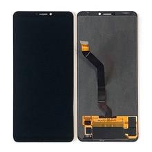 """6.95 """"oryginalny Amoled M & Sen dla Huawei Honor Note 10 wyświetlacz LCD + Panel dotykowy Digiziter dla Honor Note 10 RVL AL09 wyświetlacz"""