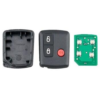 Интеллектуальный Автомобильный ключ дистанционного управления 3 кнопки подходит для Ford Territory SX XR6 XR8 Falcon BA BF 433MHz