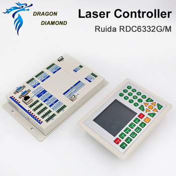 Ruida RD RDC6332G Co2 Laser DSP Controller for Laser Engraving and Cutting Machine ruida rd rdlc320 a co2 laser dsp controllerr rd320a co2 laser controller use for laser engraving and cutting machine