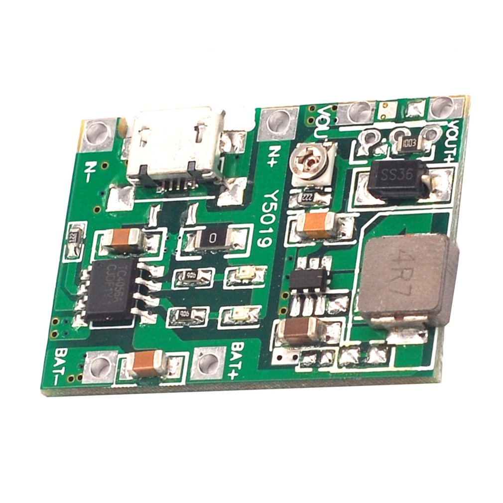 3.7V To 9V 5V Multimeter Modified 18650 Lithium Battery Charging Boost Discharge Integrated Adjustable Module 2A