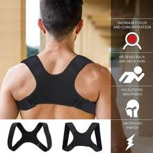 droppshiping Корректор осанки ключицы перелом поддержка спины плеча выпрямление пояса M2