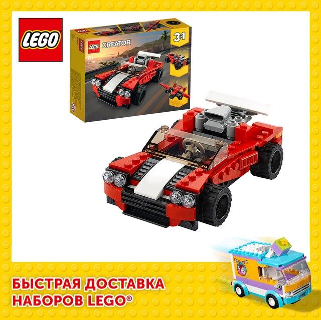 Конструктор LEGO Creator Спортивный автомобиль 1