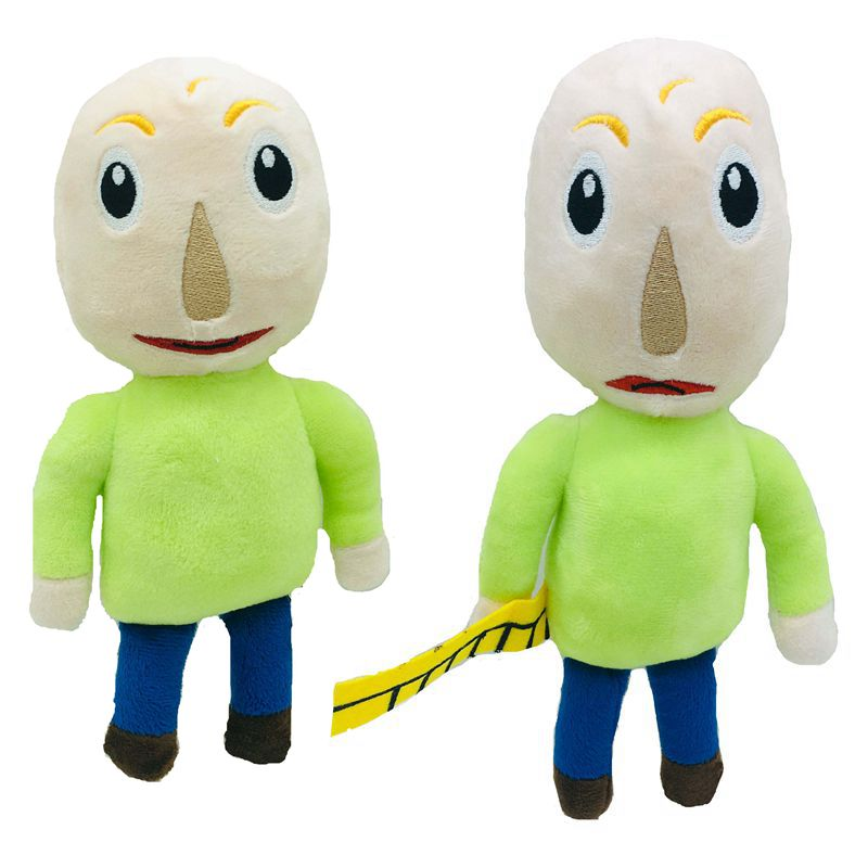 25CM Anime Game Baldi's Basics In Education And Learning Toys Baldi Doll