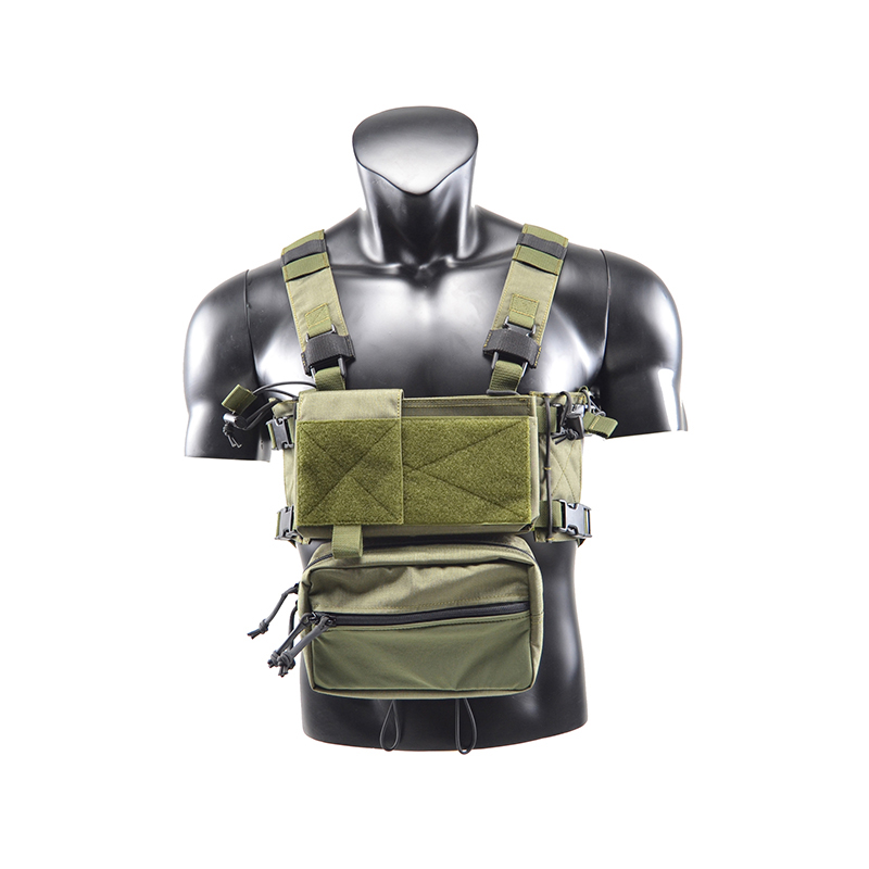 TwinFalcons Spiritus Micro Fight MK3 Chest Rig Premium Set Normal Cordura 500D TW-CR003