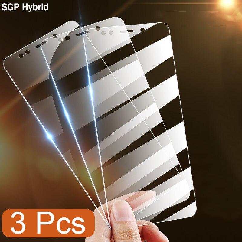3 PCS Screen Protector For Xiaomi Redmi Note 5 Pro 6 Pro Redmi 6 Pro A2 Lite Safe Glass On Redmi Go 5 Plus S2 6A 6X PocoPhone F1