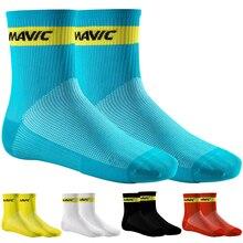 Mavic meias de compressão, esportivas, bicicleta de estrada, esportes ao ar livre, mtb, corrida, ciclismo