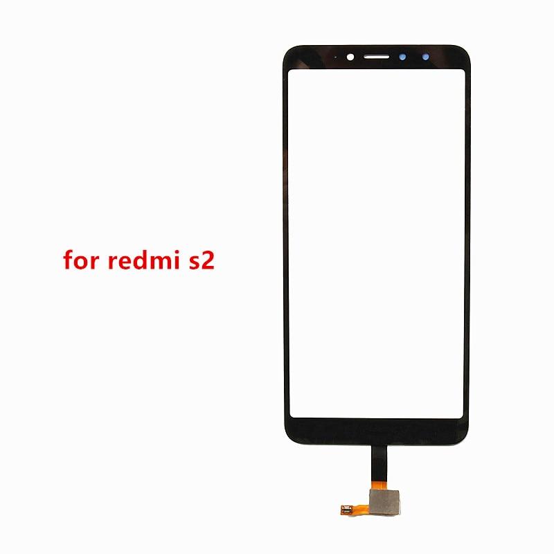 Сенсорный экран для Xiaomi Redmi S2 сенсорный экран 5,99 ''переднее стекло из стекла для жк-дисплея экран планшета + 3m клейкой ленты