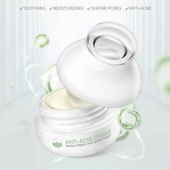 FENYI kurczące się pory przeciw trądzikowi krem do twarzy olejek nawilżający wybielający krem do twarzy trądzik usuwanie plam koreańskie kosmetyki 8g tanie i dobre opinie LAIKOU CN (pochodzenie) Unisex CHINA GZZZ YGZWBZ FY88873 2020061475 Face Leczenie trądziku Glycine Soja(Soybean)Seed Salicylic Acid Extract