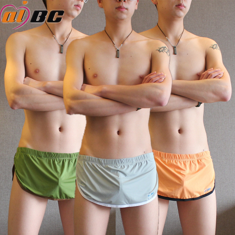 Aibc Men S Underwear Arrow Boxers Shorts Trousers Comfortable Summer Leisure Home Fashion Sexy Boxers