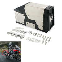 Motorcycle Toolbox for R1200GS 2014 2019 Tool Box LC ADV Adventure R1250GS F850GS F750GS Rear Side Box Decorative Box 4.2 Liters