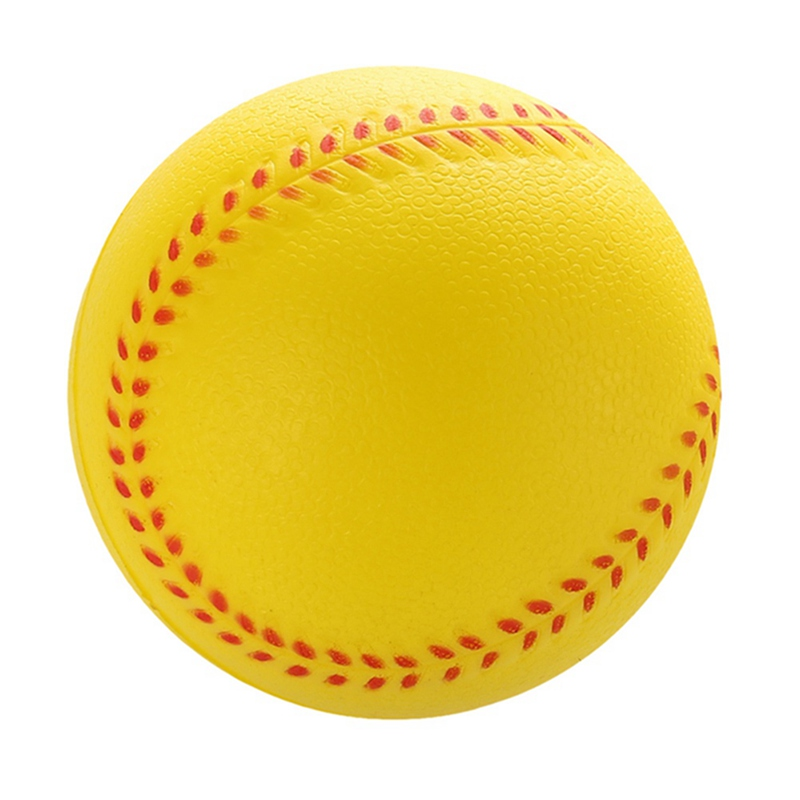 New 1Pcs Universal Handmade Baseballs Upper Hard & Soft Baseball Balls Softball Ball Training Exercise Baseball Balls