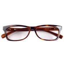 אצטט קריאת משקפיים מסגרות נשים מעצב סגנון אביב ציר איטליה בעבודת יד אצטט שחור הוואנה כחול אדום עלה שיפוע