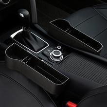 Car Seat Space Storage Box Organizer Bag Drink Holder For Wallet Key Card Glasses Multifunctional Glove Box
