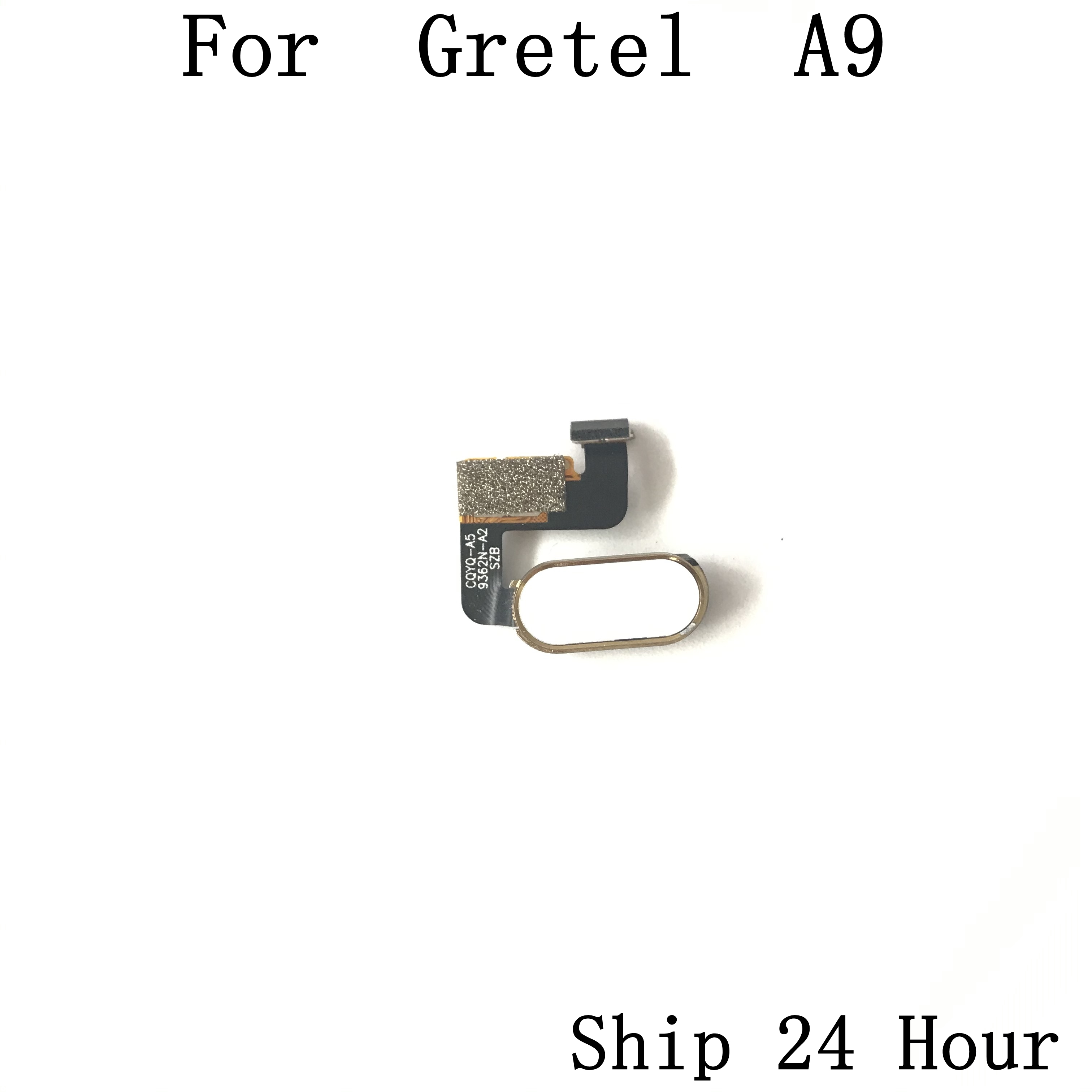 Gretel A9 Used Fingerprint Sensor Button For Gretel A9 Repair Fixing Part Replacement enlarge
