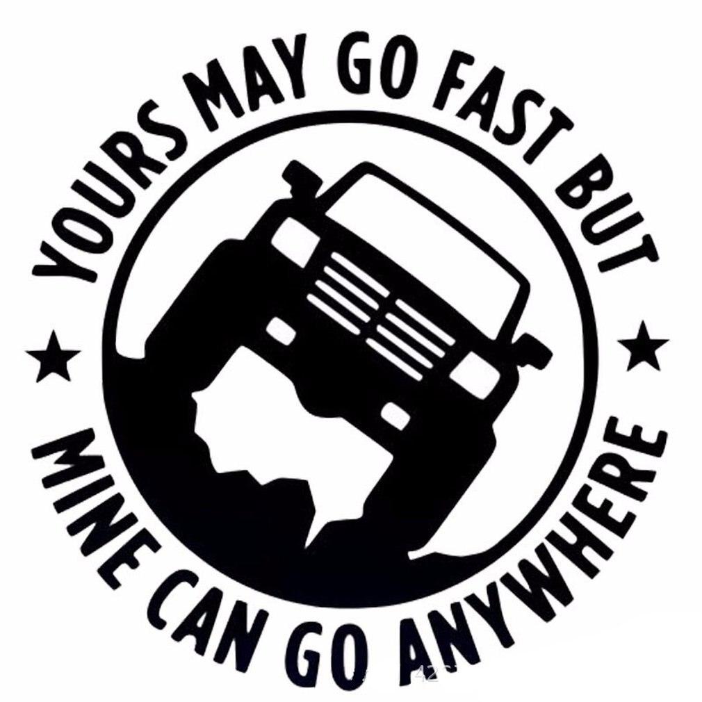 Респект ваш, может быть быстрый, но автомобильный стикер, автомобильный внедорожный Стайлинг, предупреждающий стикер, автомобильные наклей...