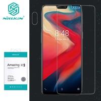 2,5 D für Oneplus 6 screen protector Nillkin Erstaunlich H + PRO Gehärtetem Glas Für One plus 6 Telefon Bildschirm protector
