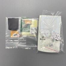 Pantalla LCD de alto brillo y carcasa nueva para Gameboy Color,GBC, 2,2 pulgadas