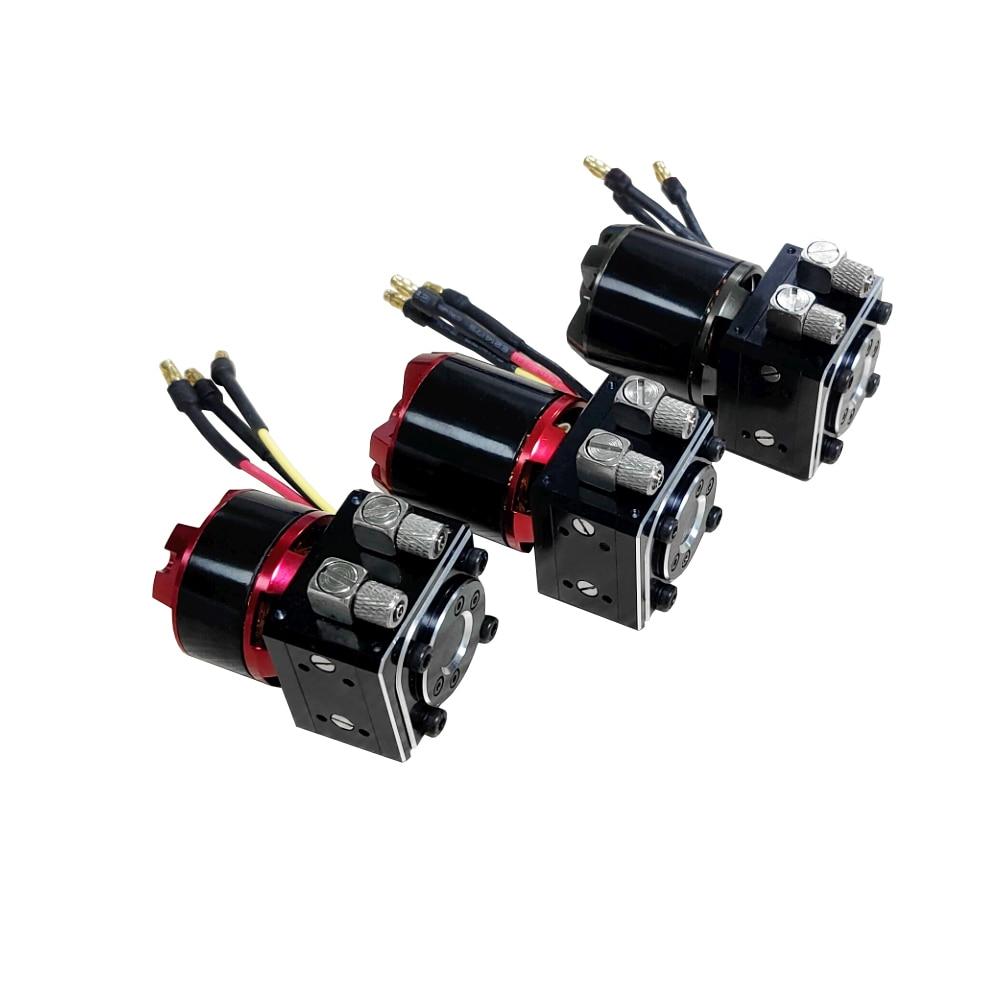 Brushless Hydraulic Oil Pump 8mpa high pressure Hydraulic lift pump For RC 1/14 Trailer dump truck car Parts