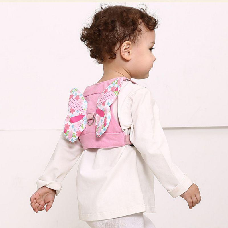 Baby Kids Safety Wing Walking Harness Toddler Anti-lost Belt Reins AU