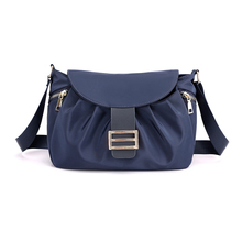 Crossbody-Bags Shopping-Handbag Nylon Tote Messenger Casual Women Ladies Cloth Female
